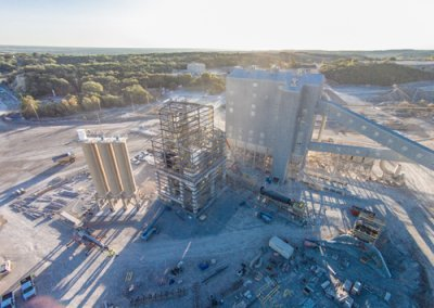 SPECIALTY MINERALS FINE GRINDING PLANT