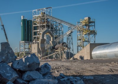 INDUSTRIAL MINERAL PLANT
